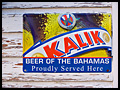 Kalik, het bier van de Bahama's - Kalik, Beer of the Bahamas